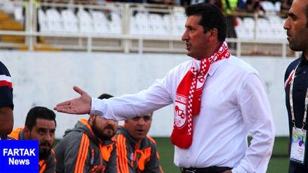 محمد تقوی سرمربی تیم تراکتورسازی از سمت خود استعفا داد
