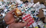   کشف 410 هزار حبه قرص قاچاق در کرمانشاه