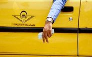 تاکسیرانی با رانندگان فاقد برچسب نرخ کرایه برخورد می کند