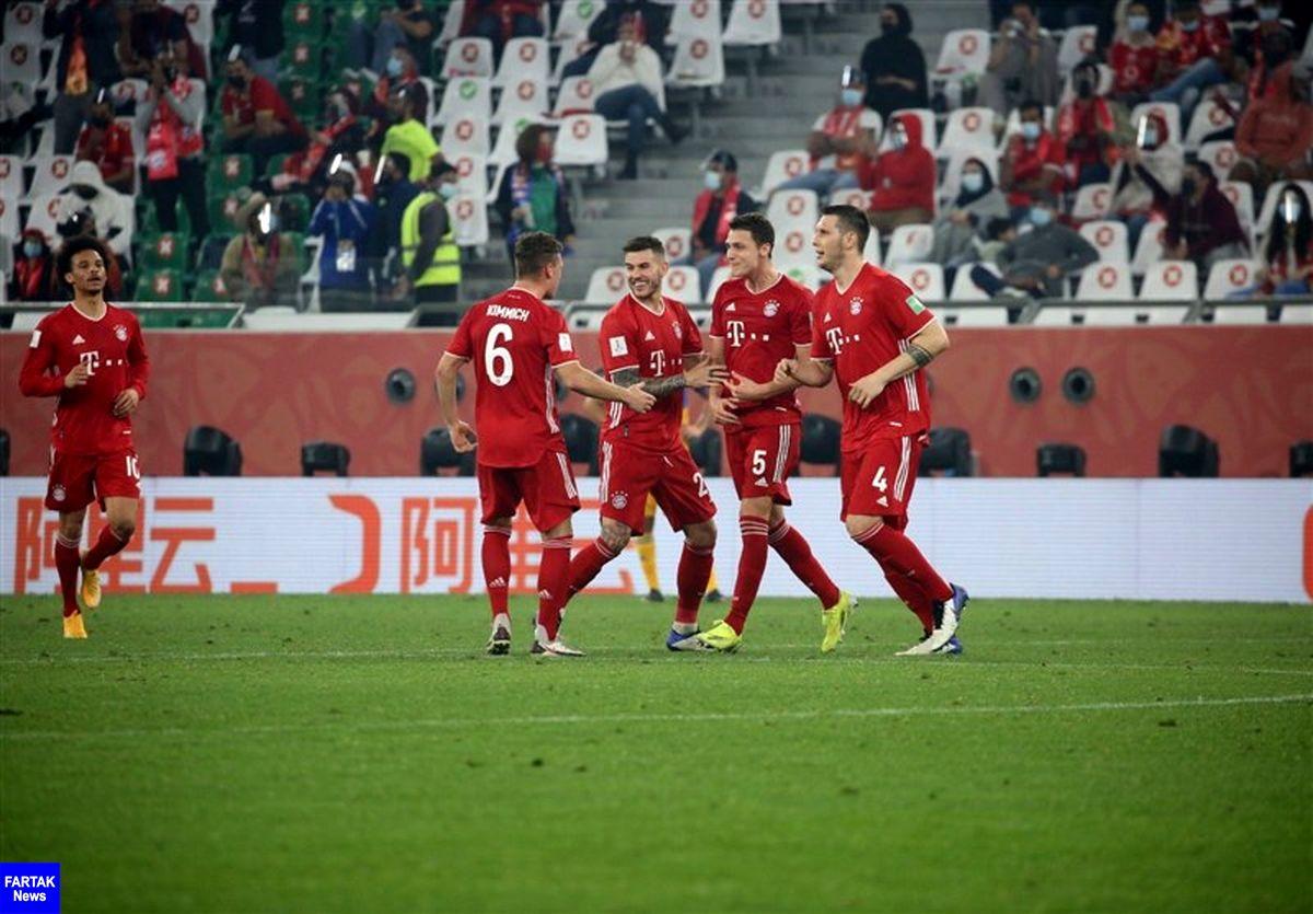 جام جهانی باشگاهها| بایرن مونیخ قهرمان شد