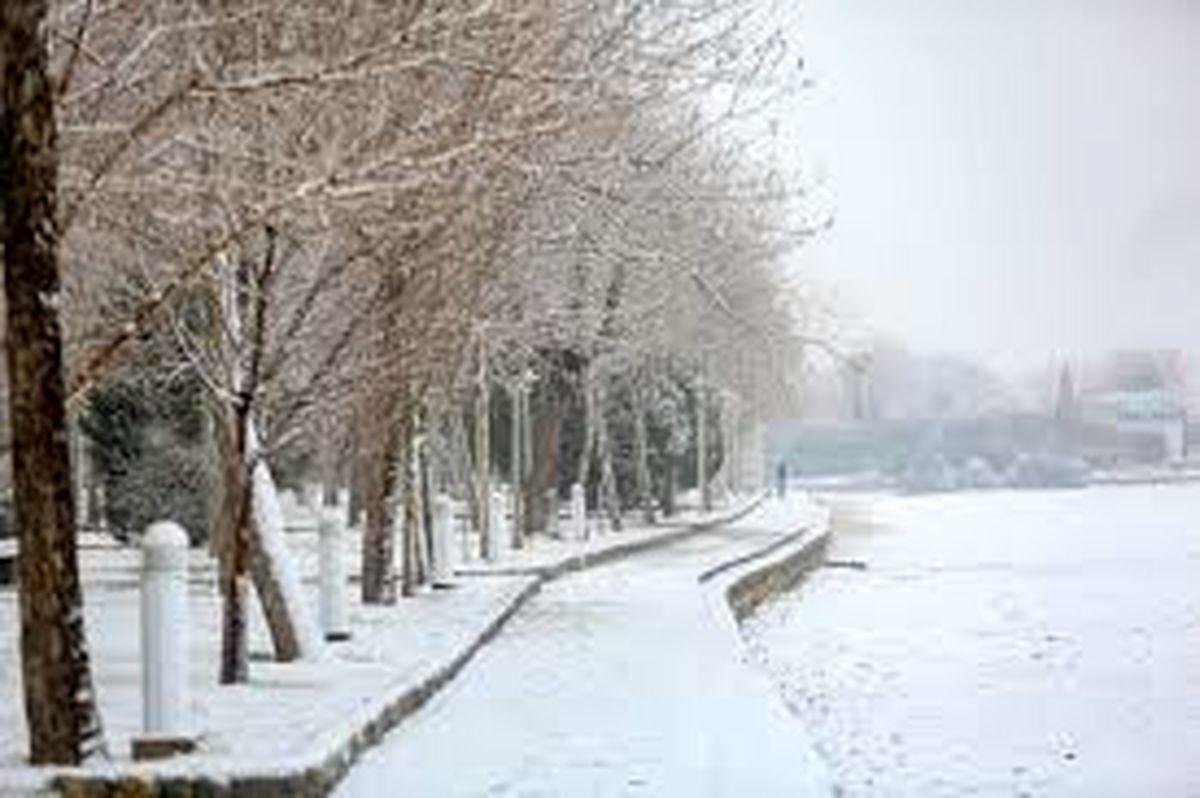 گیلان آماده بحران احتمالی بارش برف