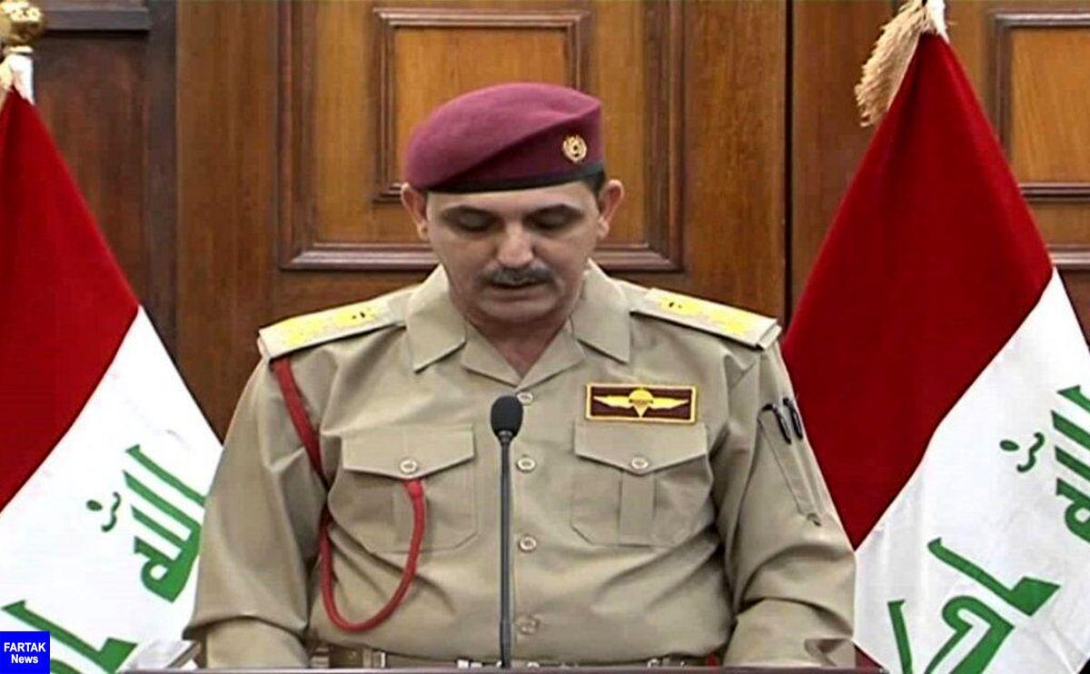 سخنگوی الکاظمی : حاکمیت عراق خط قرمز نیروهای مسلح است