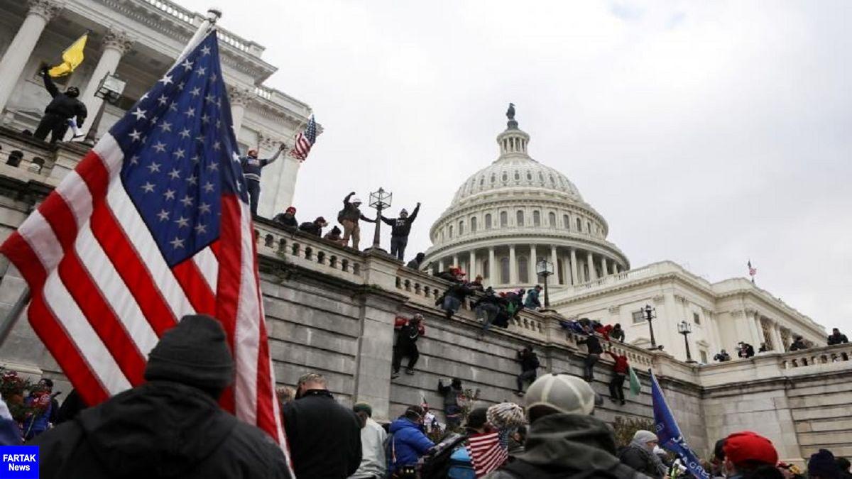 یکی از سردستههای حمله به کنگره آمریکا دادگاهی میشود