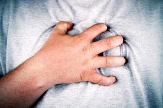 رابطه میزان تحمل درد با سکته قلبی