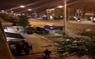 تیراندازی در تورنتو با ۱۰ زخمی + فیلم