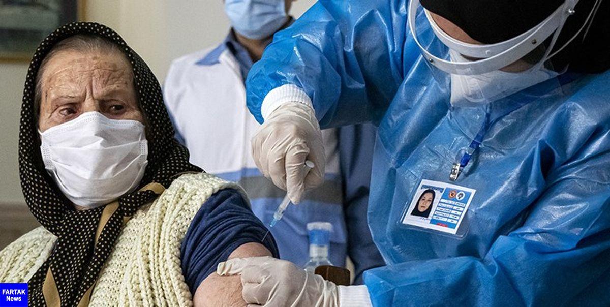توضیحات بهزیستی درخصوص تخلف در تزریق واکسن خانه سالمندان /دریافت کننده واکسن از شاغلان مرکز است
