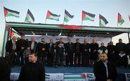 هشدار هیئت ملی عالی راهپیمایی بازگشت به رژیمهای عربی