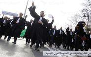 ادامه تظاهراتها در الجزایر؛ تأکید وکلا بر لزوم کنارهگیری فوری بوتفلیقه