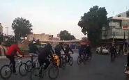 تور ایرانگردی دوچرخه سوران در قروه + فیلم