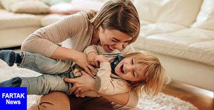 چرا قلقلک دادن بچه ها کار خطرناکی است؟
