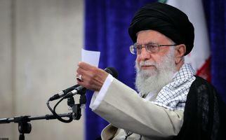 سخنرانی تلویزیونی رهبر انقلاب اسلامی به مناسبت روز جهانی قدس + فیلم