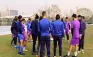 گزارش تمرن استقلال در غیاب 7 بازیکن