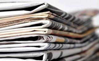 روزنامه های 28 تیر