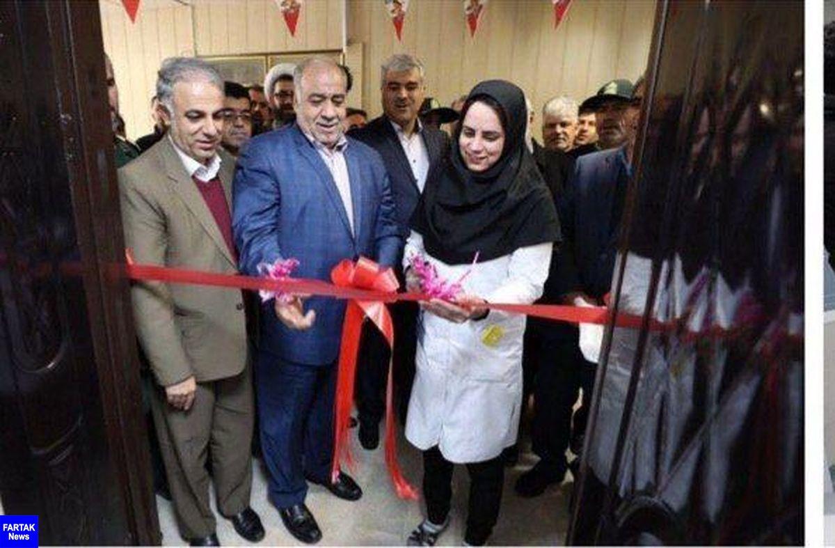 افتتاح و راه اندازی دستگاه دیجیتال بیمارستان شهید چمران کنگاور