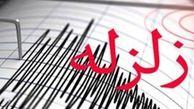 وقوع زلزله 4.3 ریشتری در ونک سمیرم